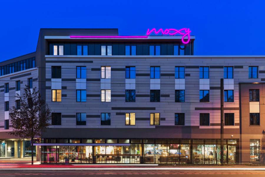 Hotel MOXY Düsseldorf